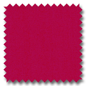Solid Red Gabardine