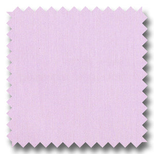 Lavender Solid 100's 2Ply Broadcloth - Custom Dress Shirt