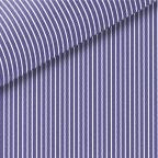 Navy Stripe Royal Oxford Dress Shirt