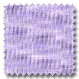 Lavender End on End Broadcloth - Custom Dress Shirt