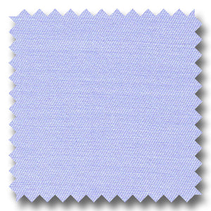 Light Blue Mini Twill 2Ply Broadcloth - Custom Dress Shirt