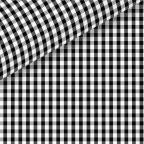 Black Check Pinpoint Oxford Dress Shirt