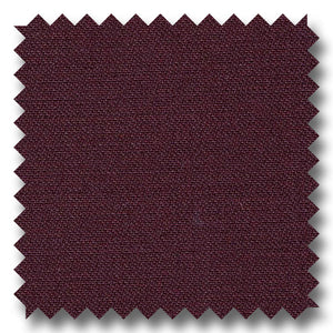 Maroon Solid Wool