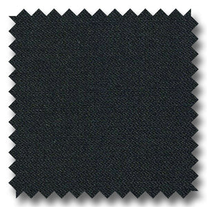 Jade Black Solid Wool