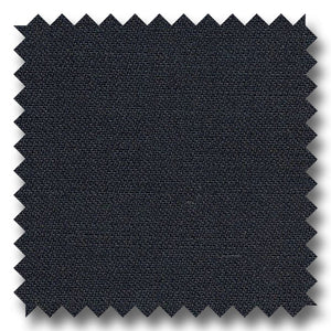 Black Solid Wool