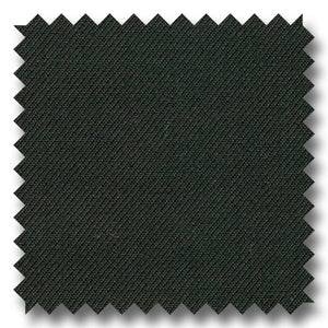 Black Solid 100% Merino Wool