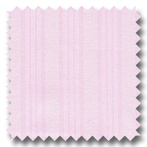 Tone on Tone Stripe Pink - Custom Dress Shirt