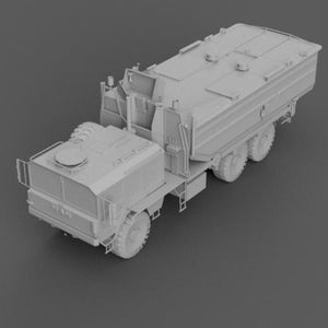 MAN  mit M 3 Boot Bundeswehr - TPA-Agency | 3d-modelling
