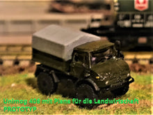 Laden Sie das Bild in den Galerie-Viewer, UNIMOG 406 - TPA-Agency | 3d-modelling