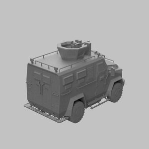 Lenco Bear USA - TPA-Agency | 3d-modelling