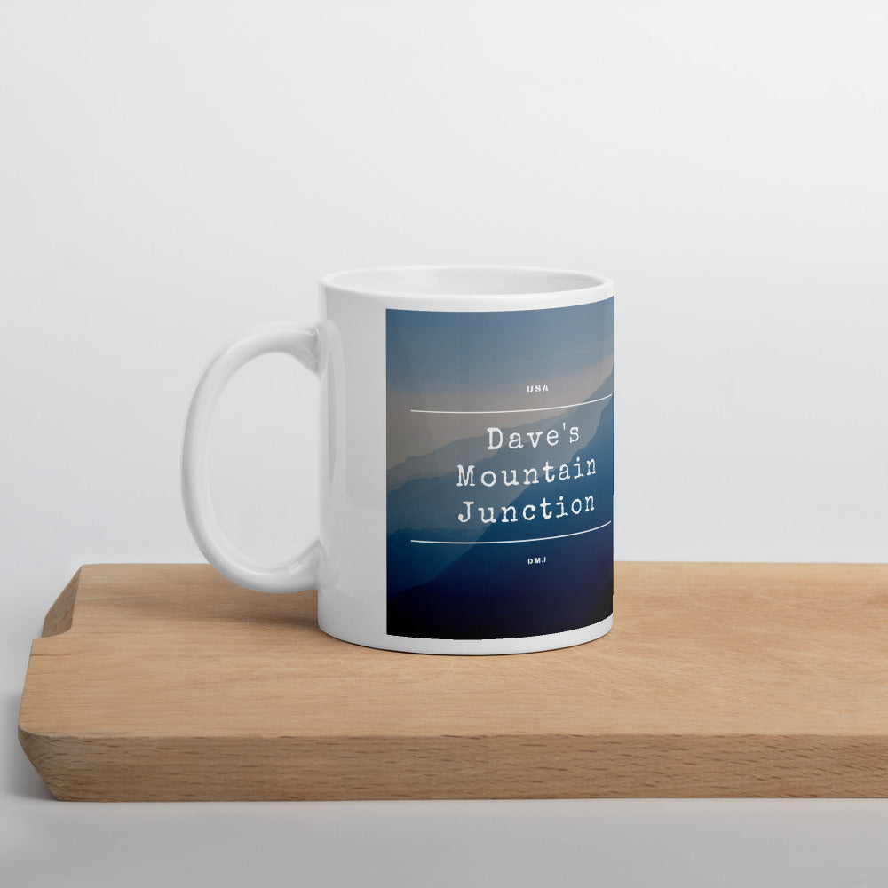 """Dave's Mountain Junction"" Mug"