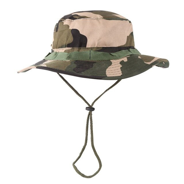 Boonie Style Camouflage Hat