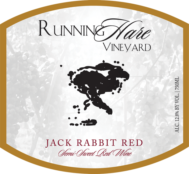 Jack Rabbit Red