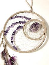 Load image into Gallery viewer, Asymmetrical Stone Dream Catcher