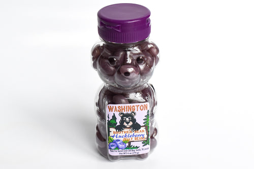 Wild Huckleberry Jelly Bean Bear