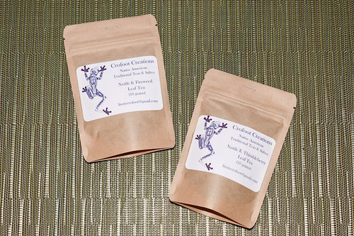 Traditional Medicine teas by Crofoot Creations