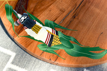 Load image into Gallery viewer, Corn Maiden Lazy Susan