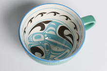 Load image into Gallery viewer, Porcelain Native Art Mugs