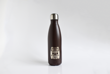 Load image into Gallery viewer, Wood Grain Pattern Insulated Water Bottle