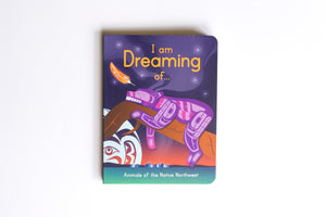 Children's Book: I am dreaming of...