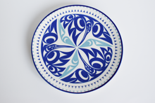 Load image into Gallery viewer, Porcelain Native Art Plates