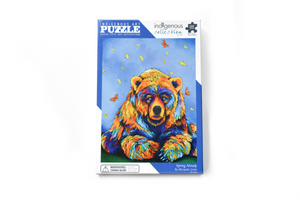 Spring Already Jigsaw Puzzle by Micqaela Jones