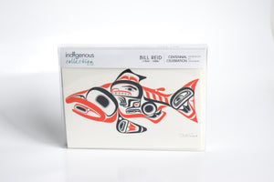 Bill Reid Boxed Note Cards