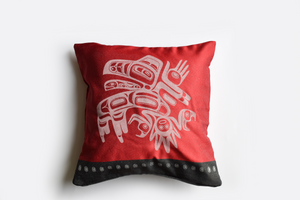 Native Art Pillow Cover