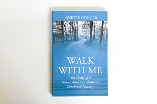 Book: Walk With Me by Janette Conger