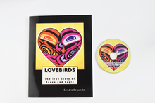 Load image into Gallery viewer, Lovebirds: The True Story of Raven and Eagle