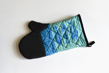 Load image into Gallery viewer, Native Print Oven Mitt in Haida and Coast Salish designs