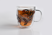 Load image into Gallery viewer, Double Wall Glass Mug