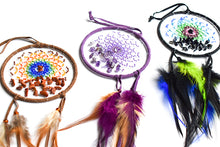 Load image into Gallery viewer, Handmade Energy Flow Dream Catcher by Monague