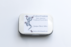 Traditional Medicine Salves by Crofoot Creations