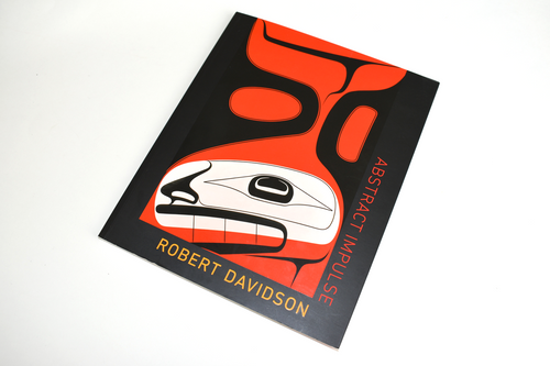 Book: Robert Davidson - The Abstract Edge