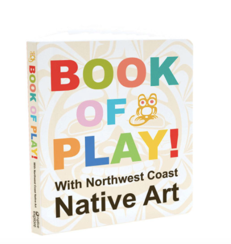 Kid's Indigenous Book of Play and Activities