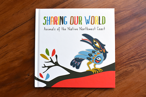 Book: Sharing our World, Animals of the Native Northwest Coast