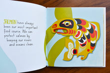 Load image into Gallery viewer, Book: Sharing our World, Animals of the Native Northwest Coast