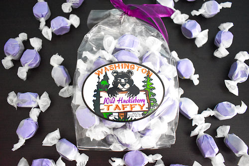 Wild Huckleberry Taffy