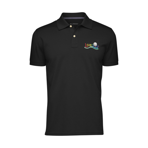 Golf Polo Black