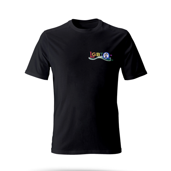 Running Tee Shirt Black