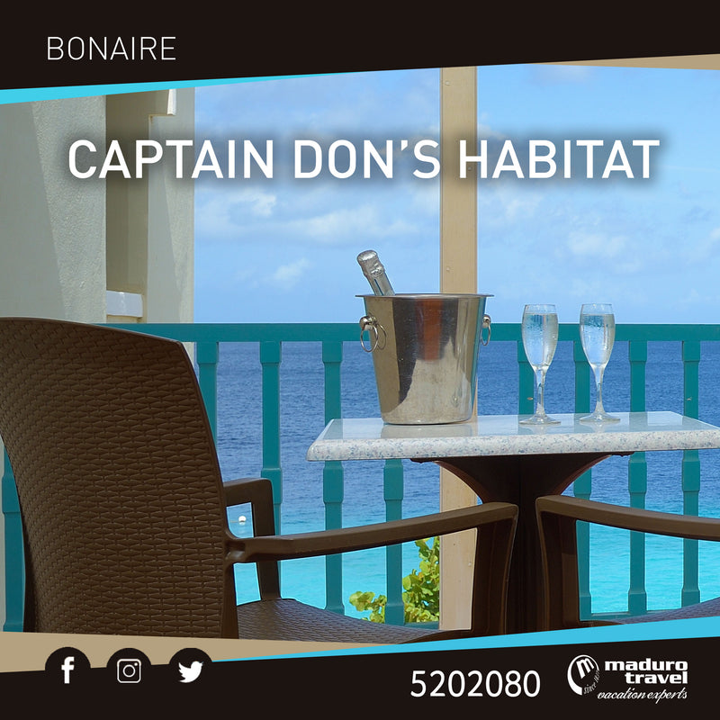 Captain Don's Habitat Bonaire