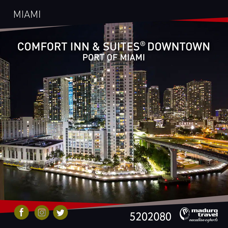 Comfort Inn & Suites Downtown Brickell
