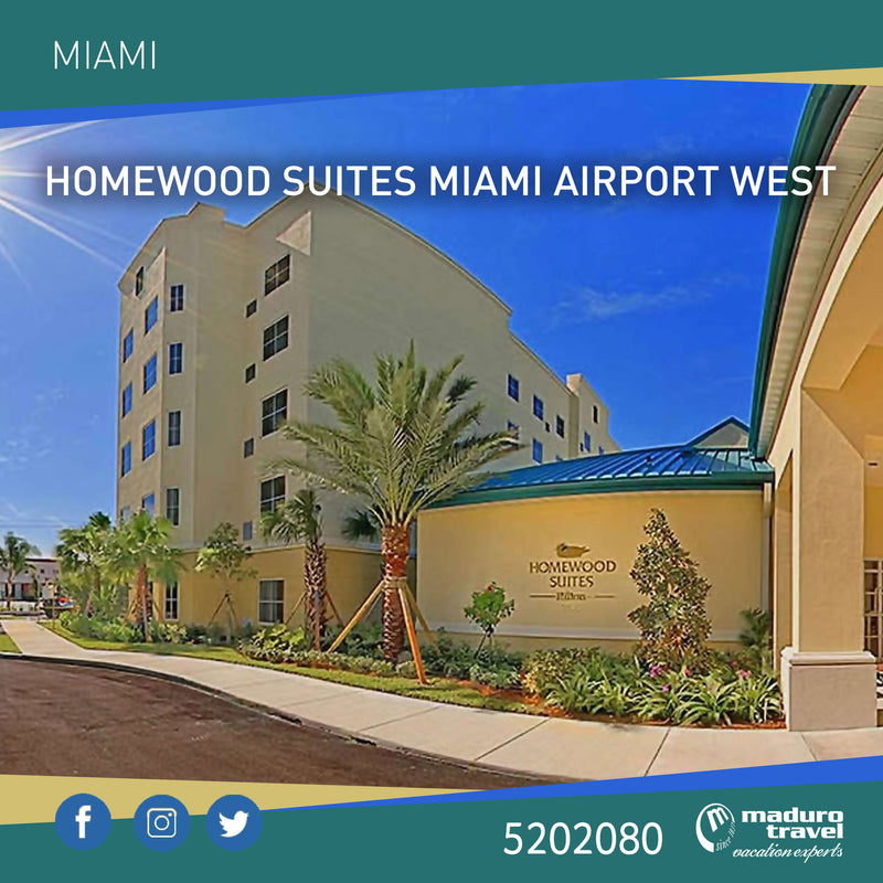 Homewood Suites Miami Airport West