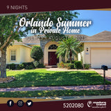 Orlando Summer in Private Home