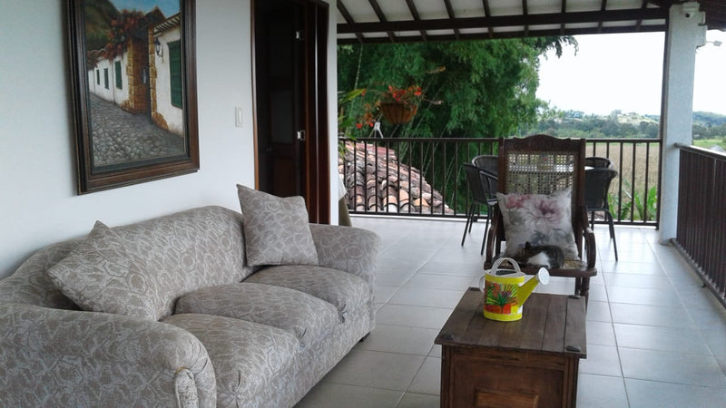Colombian Finca family vacation