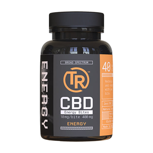Broad Spectrum CBD Energy Bites