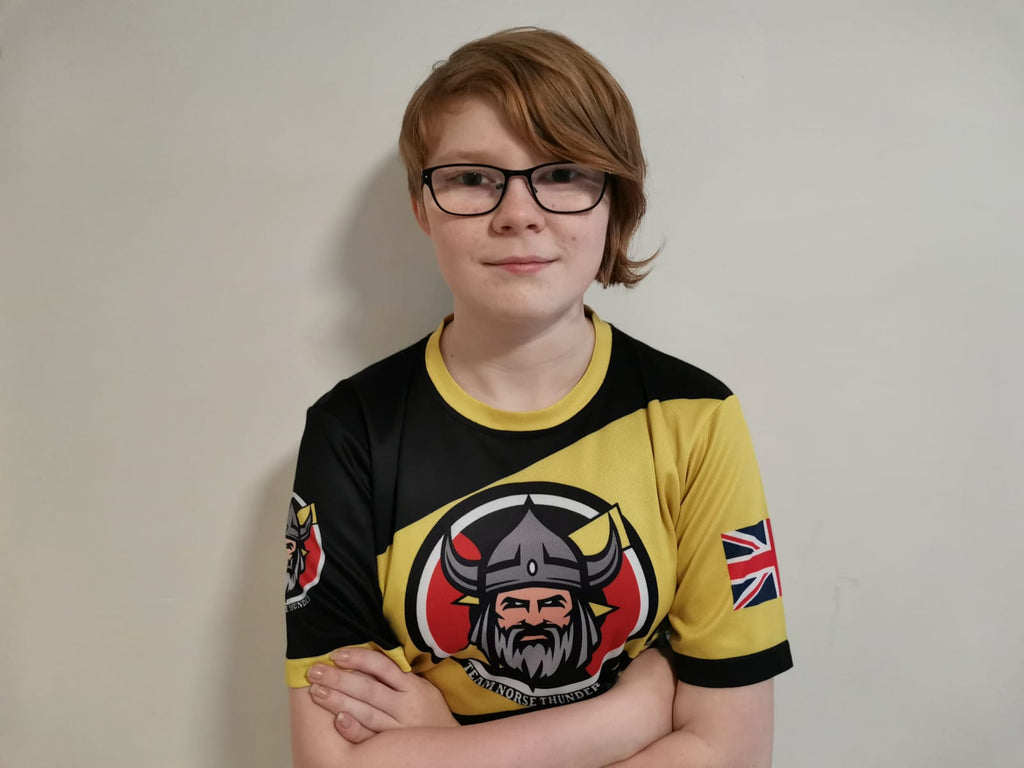 Karys Belfield - Team Norse Thunder Player