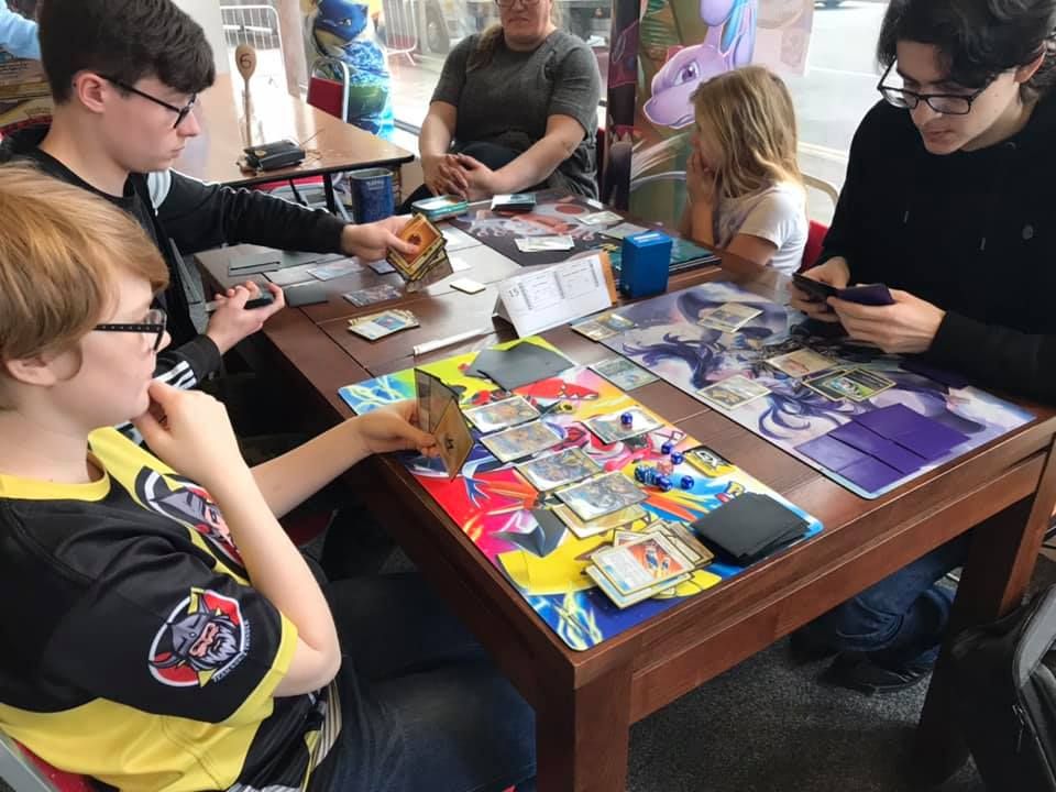 Karys Plays at a Pokemon TCG Event