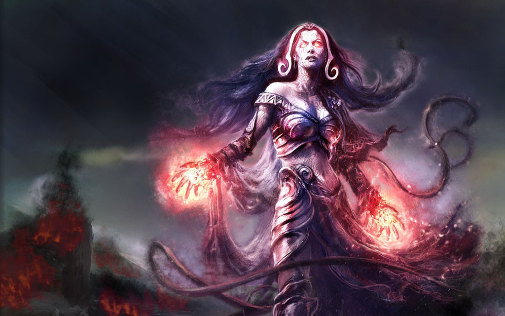 Liliana from Magic: The Gathering